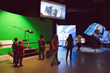Green screen technology, utilized in Gravity and the Harry Potter series, is highlighted in the post-production section of the Stage 48 soundstage.