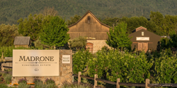 Founded in 1863, Madrone Vineyards Estate reclaims its original place in Sonoma Wine Country history