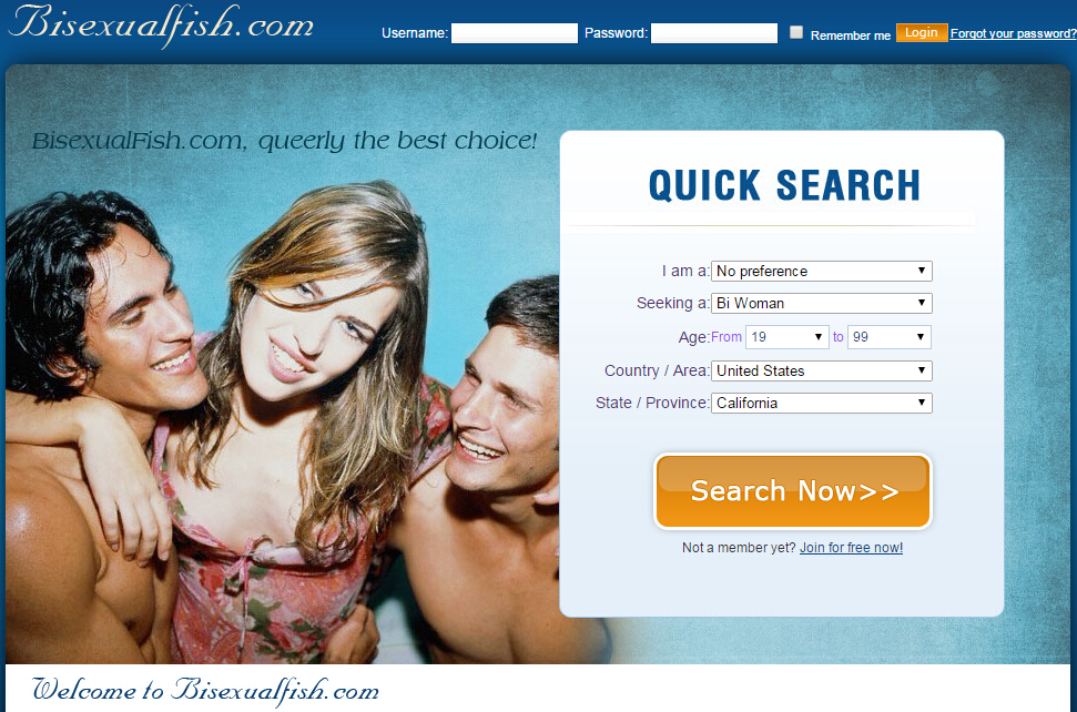 bisexuals dating sites