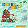 Back-to-School Swing Set Giveaway from PlayNation and Gorilla Playsets