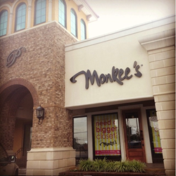 Monkee's of Johnson City Store Front in Peerless Center