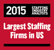 2015 SIA Largest Staffing Firms in US