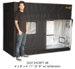 Best Grow Tent and Indoor Greenhouse Brand Gorilla Grow Tent Launches New Shorty Line