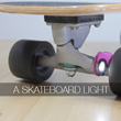 The Mission Light Makes a Rad Skateboard Light