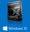 NovaStor Announces Windows 10 Support for NovaBACKUP 17