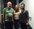 Timothy Bottoms, Emily Peachy and Aaron Wolf
