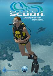 Infinite Scuba poster