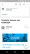 ticketscript on Google Now