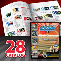 EXAIR's New Catalog 28