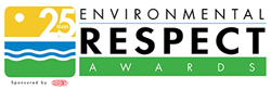 Environmental Respect Awards 25th Anniversary logo