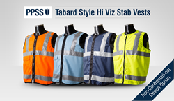 PPSS Tabard Style Stab Vests