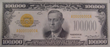 "The U.S. Treasury Department Bureau of Engraving and Printing's ""Billion Dollar Showcase"" will include $100,000 bills at the World's Fair of Money, August 11 - 15, 2015, in Rosemont, IL."
