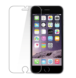 Tempered Glass Screen Protector for iPhone 6 and 6 Plus