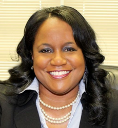 Loretta Davis oversaw the provision of health services by IPH for Detroit residents as an alternative to closing the city's public health department.