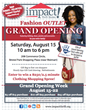 Impact Thrift Stores Announces Grand Opening of New Fashion Outlet Store
