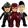 "Bleacher Creatures and DC Entertainment Extend Their ""Heroic"" Partnership with Three New Plush Figures of Iconic DC TV Characters"