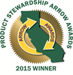 CPSC Golden Arrow Award logo