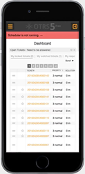 Issue tracking software OTRS 5 offers new responsive design