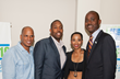 Anthony Smith, Executive Director, Lincoln Park Cultural District · Kevin Seawright, Executive Vice President/CFO, Newark CEDC · Vivian Green, R&B Solo Artist · Otis Rolley, President/CEO, Newark CEDC