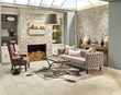 Featured: Capella Talc Cotto and Capella Taupe Brick