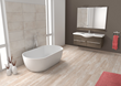 Featured: Capella Talc Cotto and Capella Birch Wood Plank