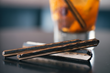 Cocktail or Whiskey Enrichment with Bitter Stix