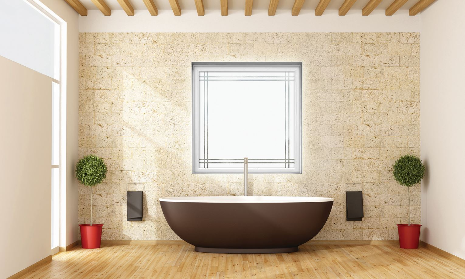 Hy-Lite Introduces Home Designer Collection of Eclectic Privacy Windows