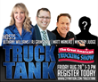 "Commercial Fleet Financing, Inc. Announces ""Truck Tank"" Judges for GATS 2015"