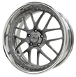 Billet Specialties Pro Touring Grand Prix Wheel with Gunmetal Finish Center