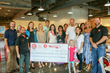 Making Life Grand Donates $23,123.94 to Children's of Alabama and Camp Smile-A-Mile for Cancer Research