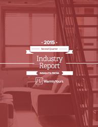 WarmlyYours Q2 2015 report