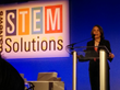 Techbridge CEO Linda Kekelis in the spotlight at the US News STEM Solutions Conference