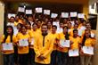Volunteer Minister graduates.