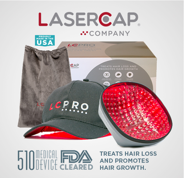 LaserCap® Company Receives FDA Clearance for LCPRO Women's ...