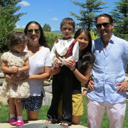 Go Au Pair's 2015 Host Family of the Year