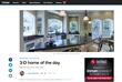 Real Estate Virtual Tours Provider VirtualTourCafe New 3-D Walkthrough Home Tour™ Featured on Inman News