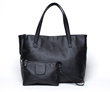 Jill Milan Fall Winter 2015 tote bag in faux leather