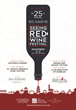 SEASIDE® and Destin Charity Wine Auction Foundation Announce the 25th Annual Seeing Red Wine Festival, Nov. 5-8
