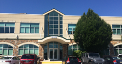 Shady Grove Fertility's new office in Chadds Ford, PA.