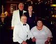 Owner, Robert Dennis & Founder, Juanita Dennis with Tom & Jeani Chastain of Dennis Realty.