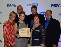 APG RetailNOW 2015 Award Photo