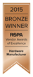 2015 Bronze Winner of the Vendor Awards of Excellence