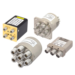 1 Million Life Cycle Electromechanical Switches Covering Broad Frequencies from DC to 46 GHz Released by Pasternack