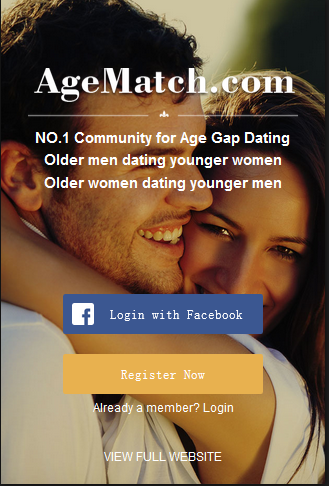 Acceptable age gap in dating