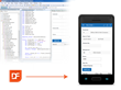 New mobile extensions in DataFlex 2015's Application Framework.