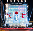 JAPANESE SCIENTOLOGISTS AND THEIR GUESTS gathered on Saturday, August 8, to celebrate the crowning of an exquisite Ideal Organization in Shinjuku City—the beating heart of Tokyo.