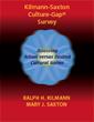 Kilmann Diagnostics Now Offers the Culture-Gap® Survey in an Online Format