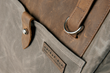 The Field Tote—front details