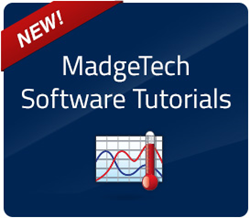 MadgeTech Data Logger Software Tutorials