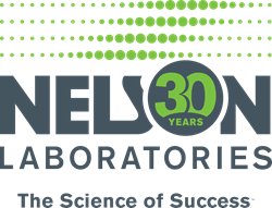 Nelson Laboratories, medical device testing and consulting services, www.nelsonlabs.com.
